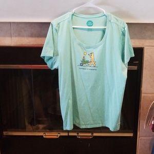 Life is Good T Shirt